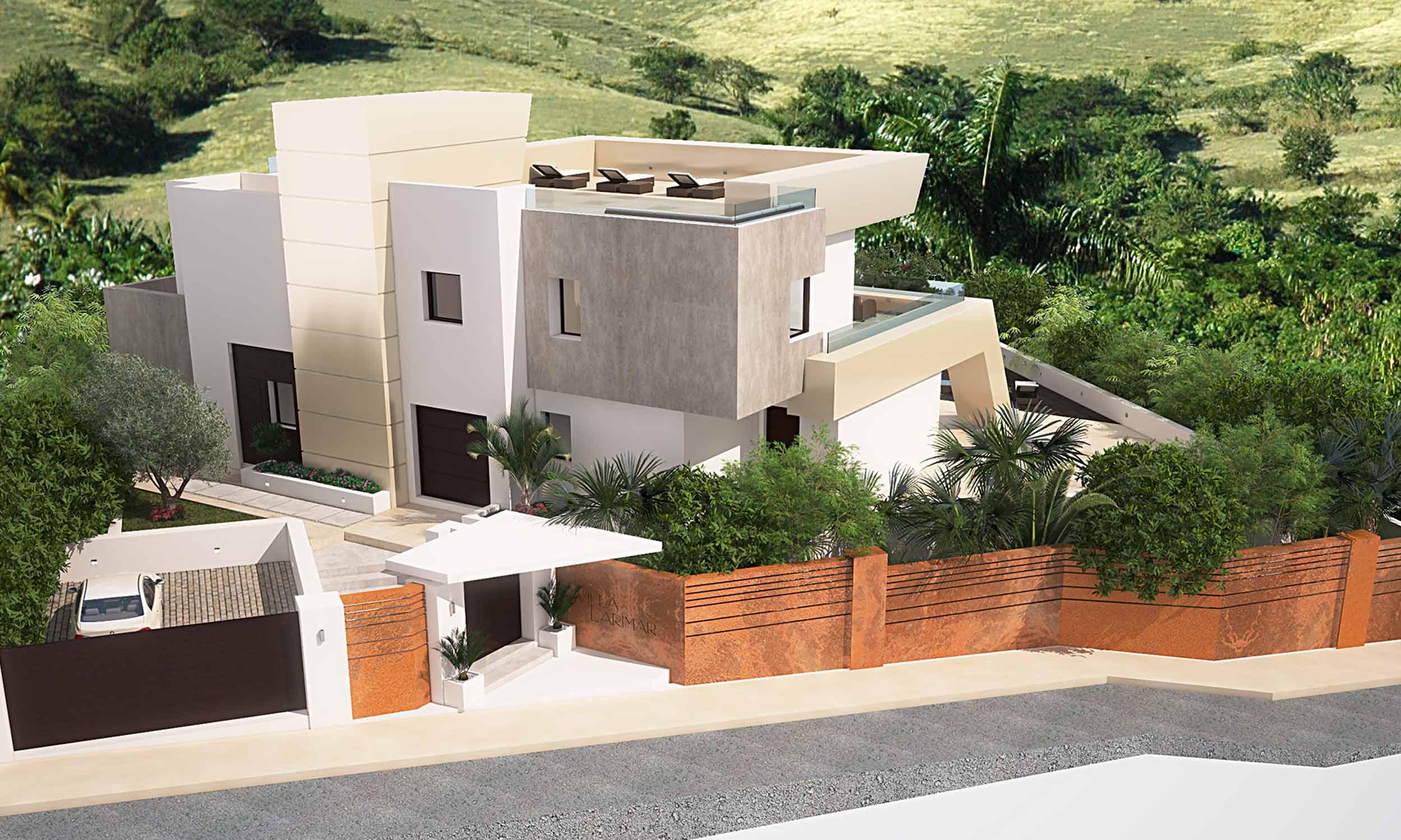 Villa Larimar