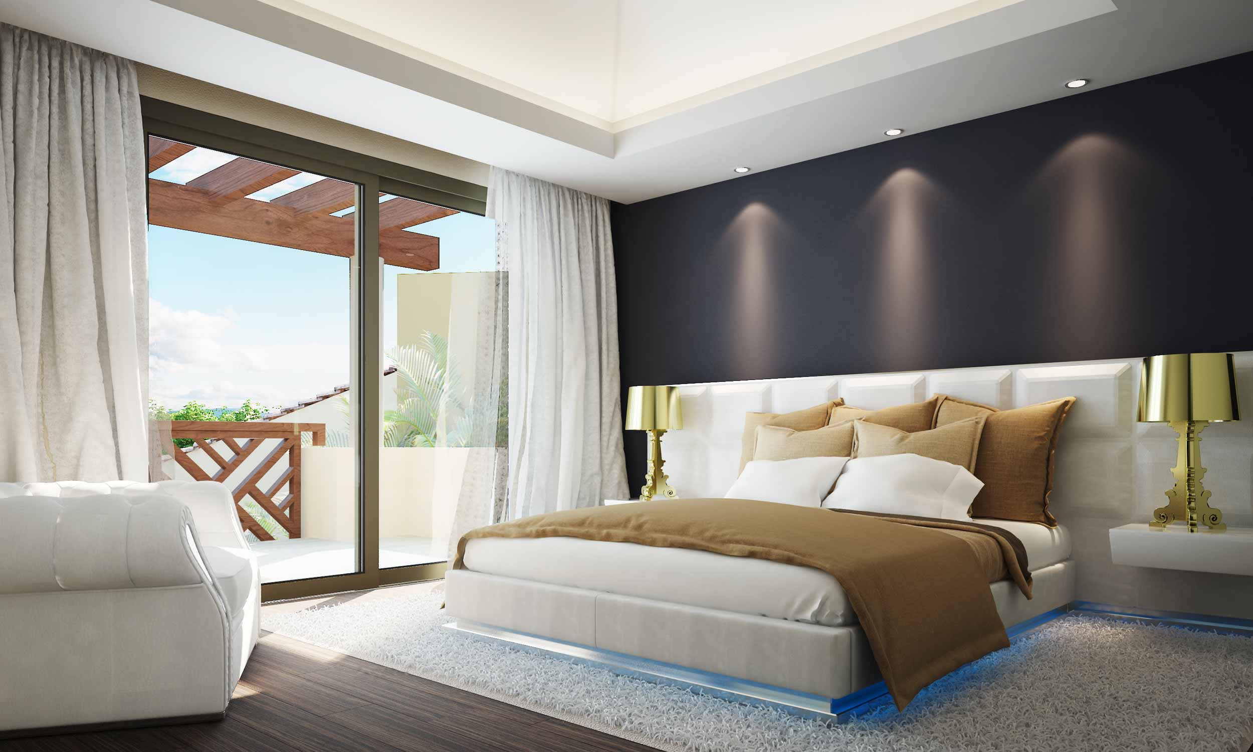 Dormitorios Foto 01