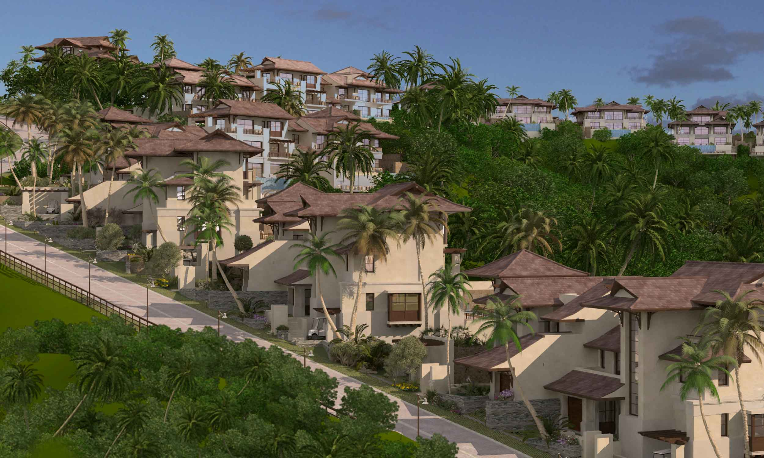 GP Townhomes Foto 01