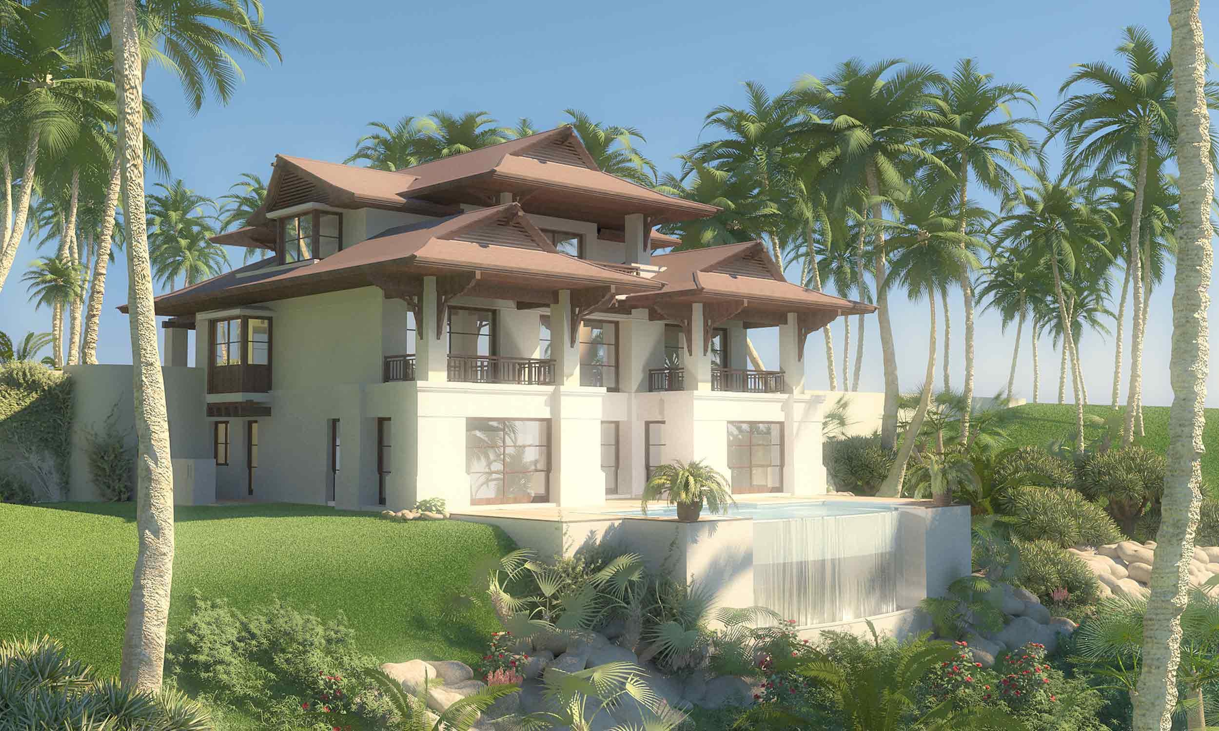 Grandes Proyectos Villas Foto 01