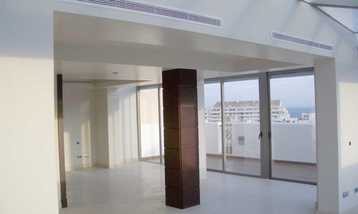 Valentuñana reforma oficina Marbella