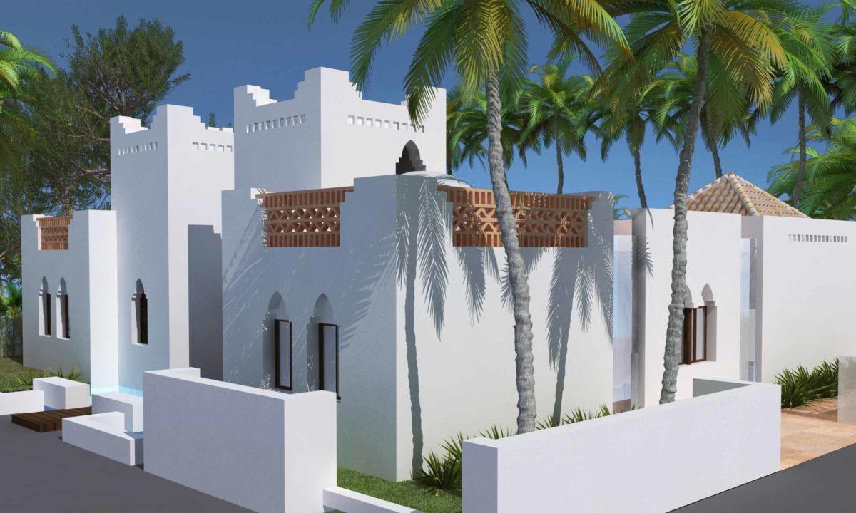Villa Los Ángeles Foto 02