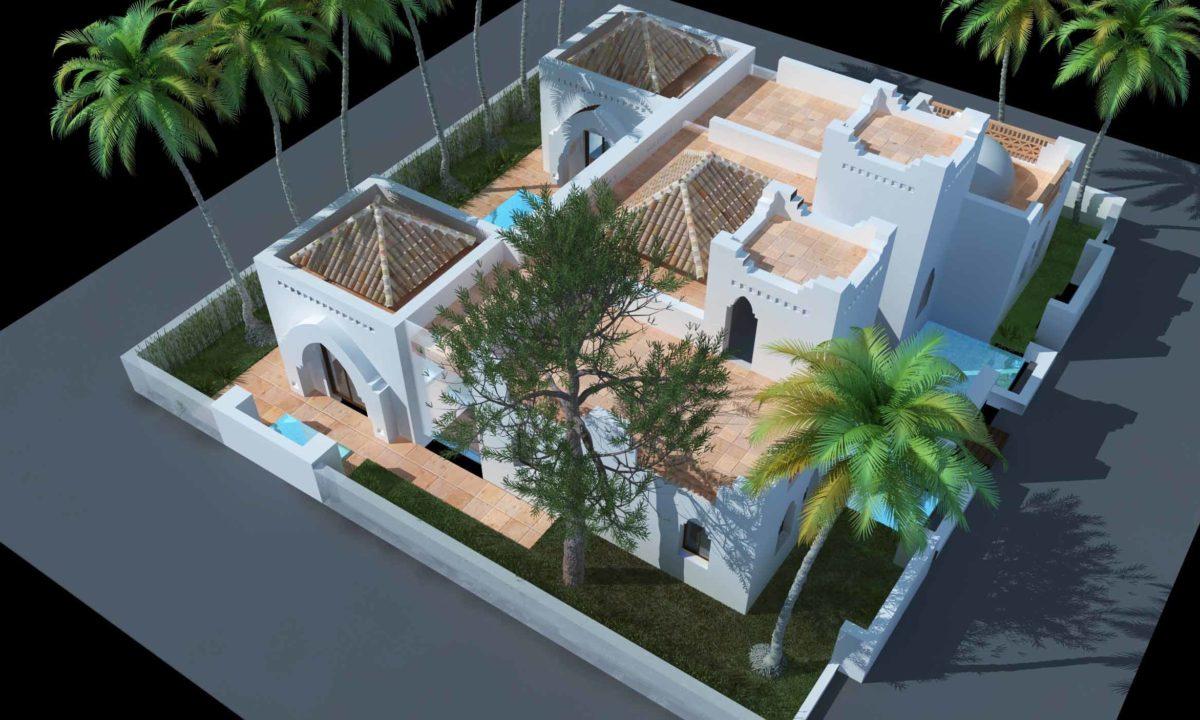 Villa Los Ángeles Foto 03